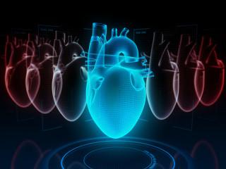 srdce srdeční selhání