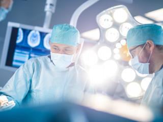 operační sál operace chirurgie lékařský zákrok
