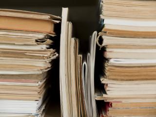 medicína studie výzkum knihovna knihy sešity rešerše knihovna