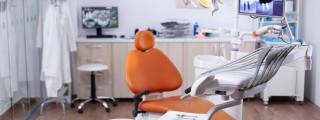 stomatologie ambulance křeslo zubař