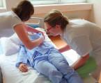 Polohování dlouhodobě imobilních a terminálních pacientů
