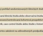 Odporúčania Pracovnej skupiny pre IBD Slovenskej gastroenterologickej spoločnosti pre liečbu Crohnovej choroby