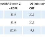 Současné možnosti predikce odpovědi na cílenou anti-EGFR léčbu metastatického kolorektálního karcinomu
