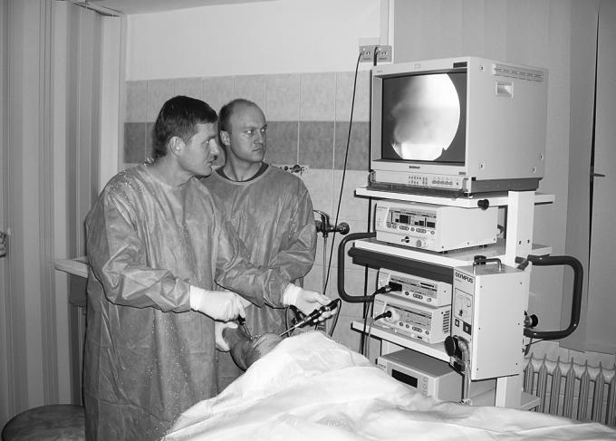 Praktická výuka artroskopie kolene na fixovaném kadaveru