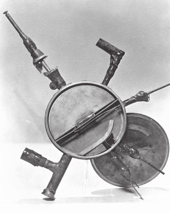 <i>První cyklotron.</i>