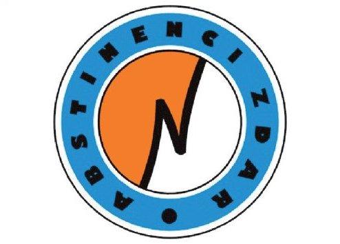 Toto logo nám před lety vytvořil jeden dlouhodobě abstinující výtvarník.
