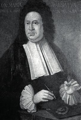Antonio Maria Valsalva (1666–1723) italský anatom, chirurg a fyziolog (zdroj: veřejná doména)