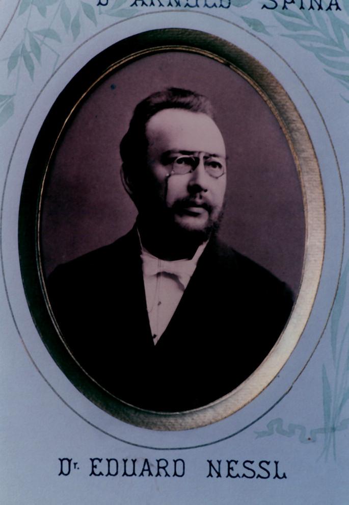 Eduard Nessel.