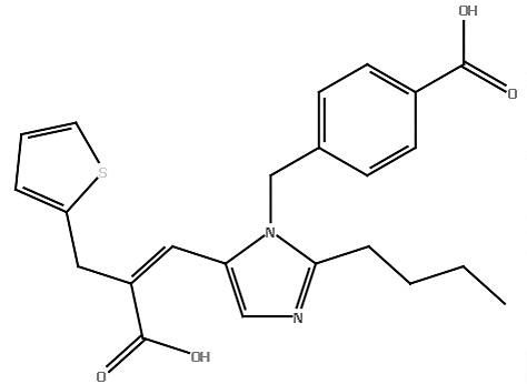 (V) eprosartan
