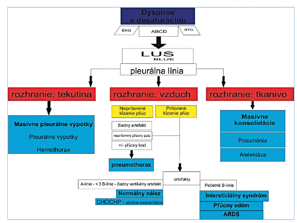 BLUE protokol