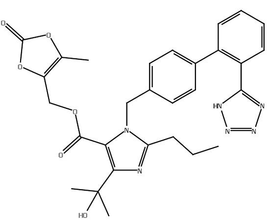 (IX) olmesartan medoxomil