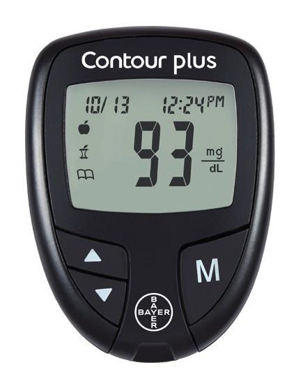 Glukometr firmy Bayer