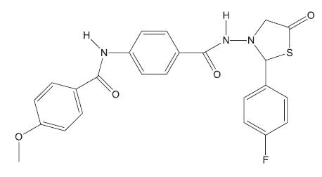 N-oktasulfonylacetramid (OSA) – inhibitor syntézy mykolových kyselin