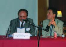 Prof. MUDr. A. Martan, DrSc. a prim. MUDr. I. Huvar, CSc. koordinují sekci Konzervativní léčba a pánevní dno