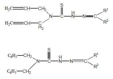 Thiosemikarbazony účinné proti multirezistentním kmenům