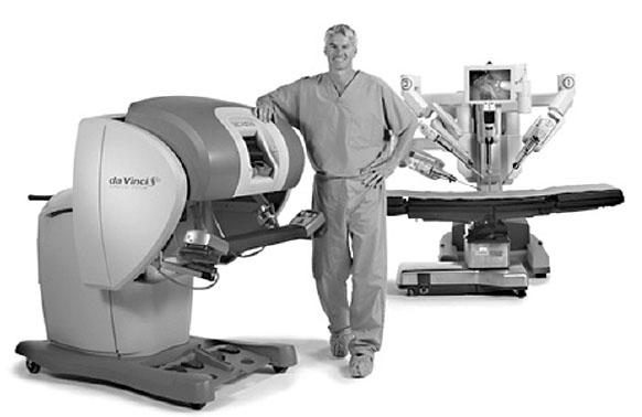 Robotický systém da Vinci