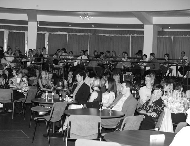 Pohled do jednoho ze tří přednáškových sálů při XXIII. olomouckých hematologických dnech