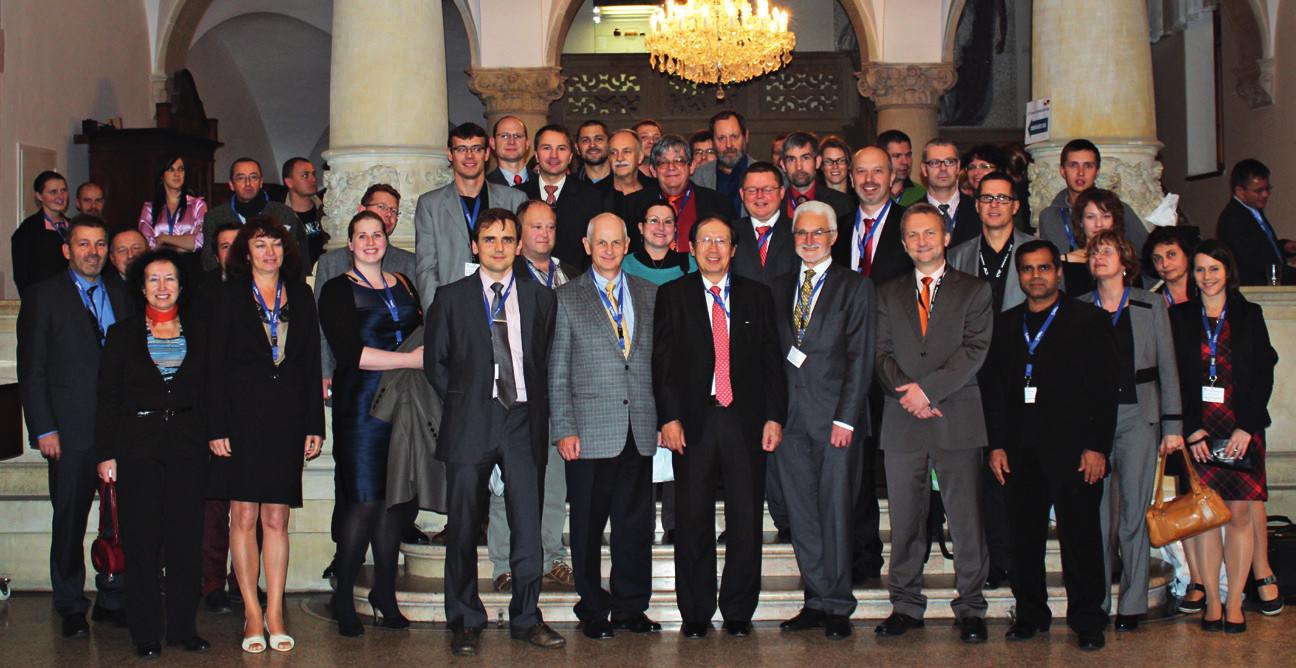 Účastníci 12. česko-německých ORL dní v Liberci.
