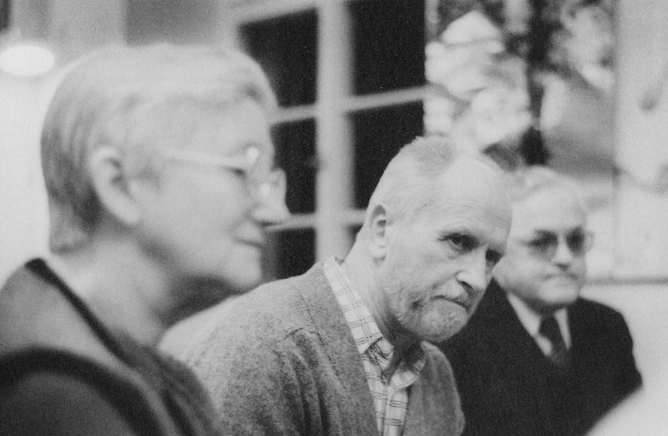 Skála naslouchající (Apolinář XI./1989, s A. Maťovou).