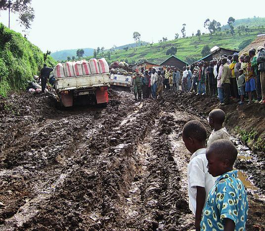 Dopravní infrastruktura v Kongu