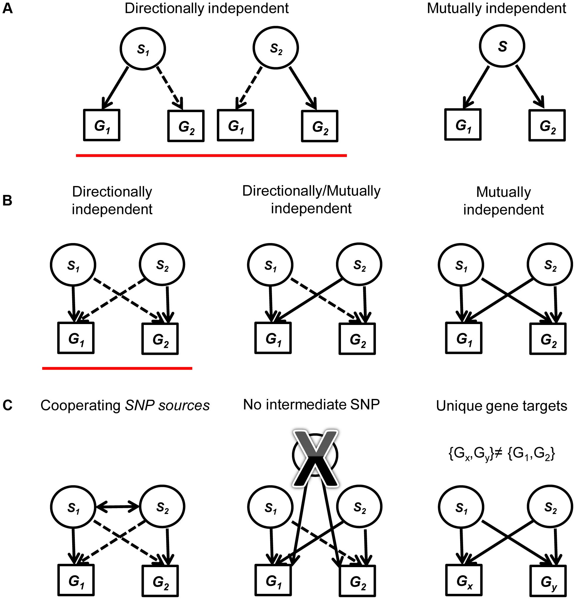 A diagram explaining the framework for creating and filtering quartets.
