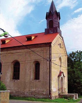 Kostel Narození Panny Marie v Hýskově