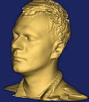 Vytváranie replík pomocou 3D skenerov.