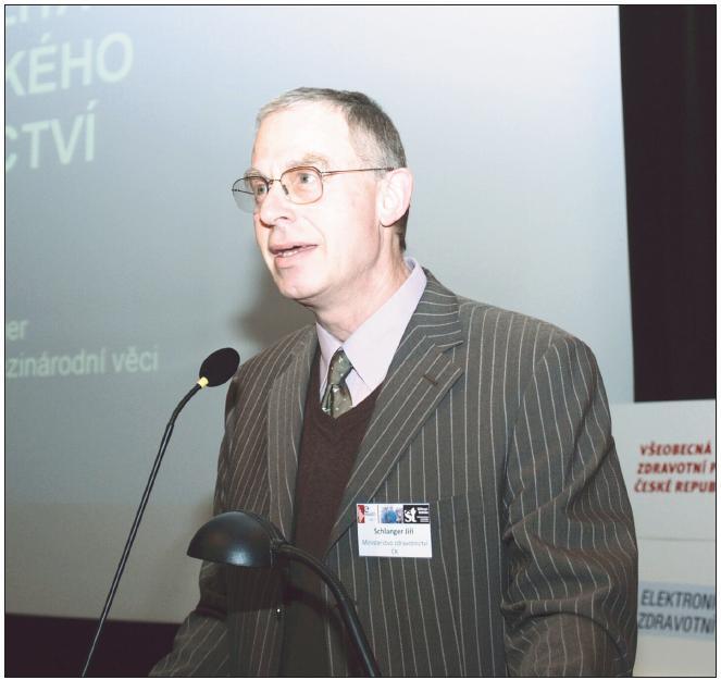 RNDr. Jiří Schlanger