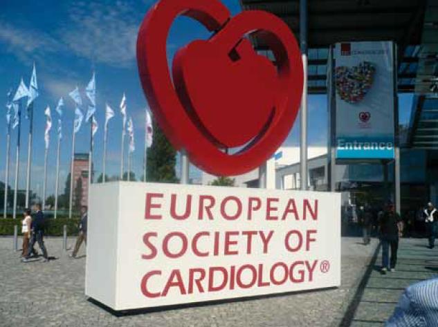 Obr. 1. Evropský kardiologický kongres v Mnichově 2012.