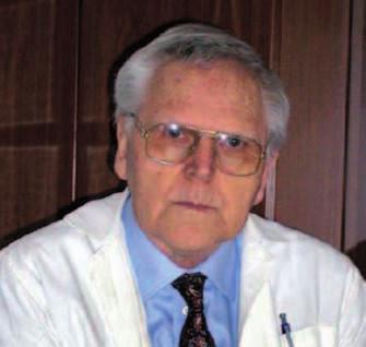 Prof. MUDr. Bohumil Fixa, DrSc. Fig. 1. Prof. Bohumil Fixa, MD, DSc.