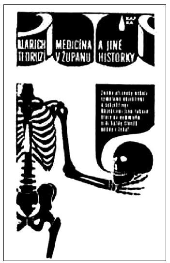 Medicína v županu – obálka vydání z roku 1969, které připravil C. John