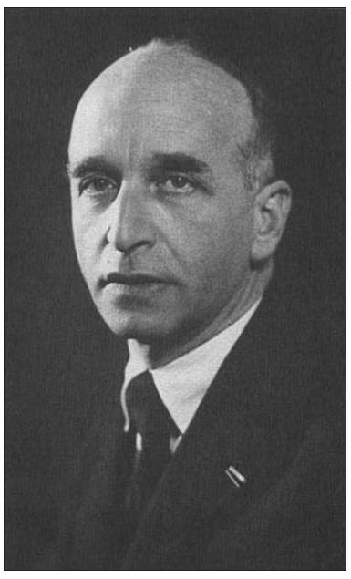 F. Langer, foto z 20. let.
