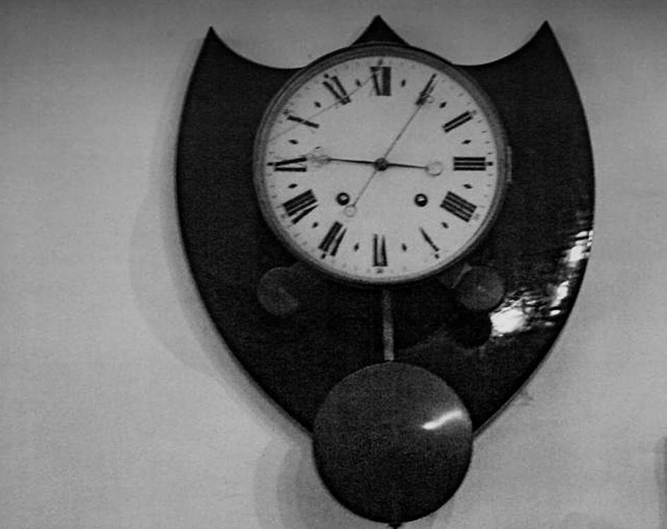 Velmi vzácné hodiny ze sbírky profesora Brdlíka.