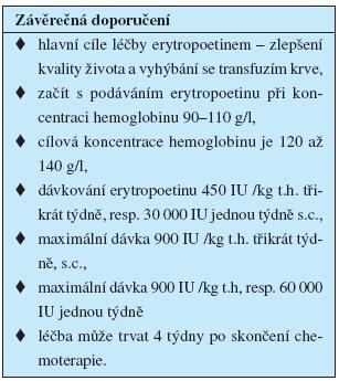 Závěrečná doporučení (5,17,18,19)