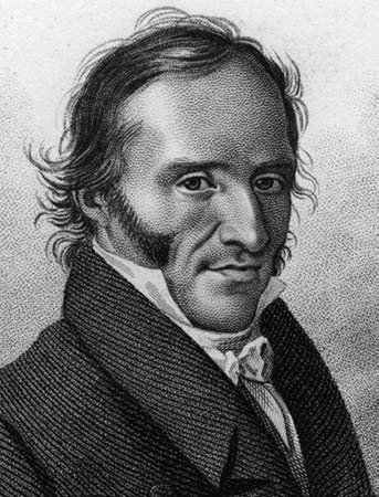 George Cuvier (1769–1832), zoolog, zakladatel srovnávací akademie obratlovců, paelontolog