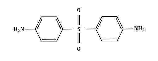 Struktura dapsonu