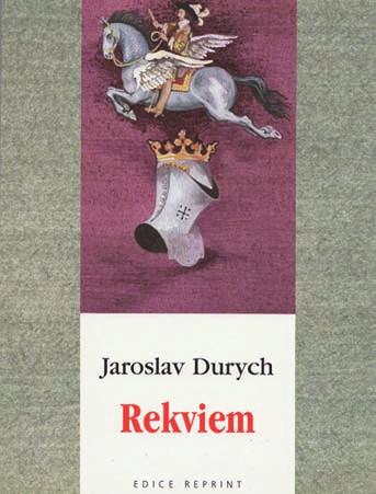 Rekviem – přebal vydání nakladatelství Edice reprint