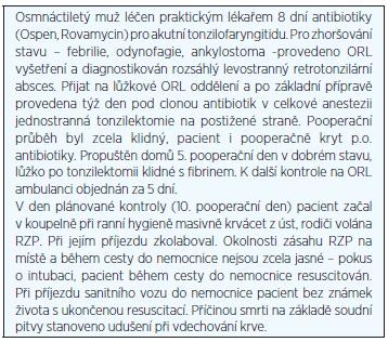 Kazuistika III.