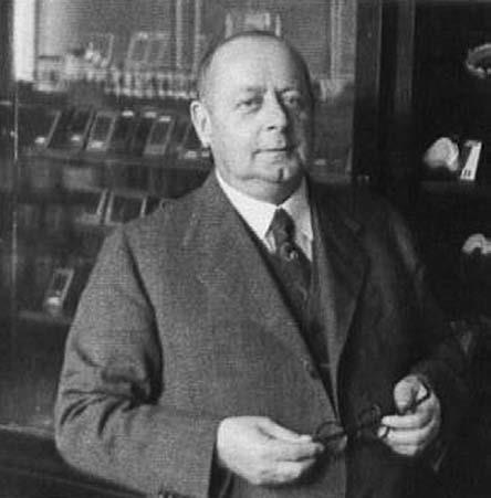 Profesor Jan Jesenský