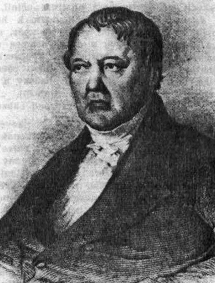 Jan Václav Tomášek.