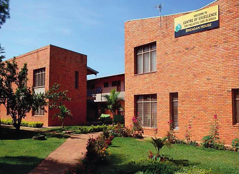 Hospic v Kampale