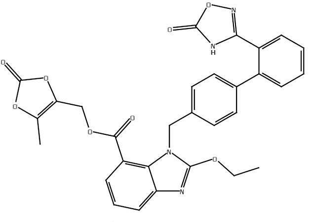 (X) azilsartan