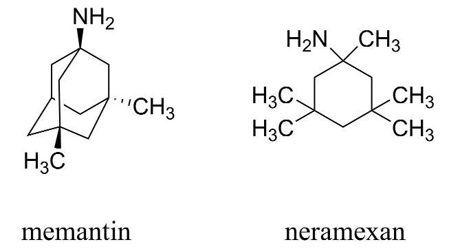 NMDA antagonisté