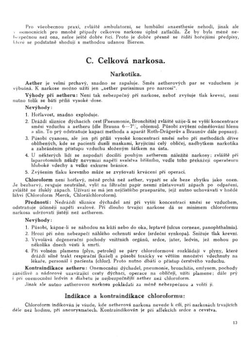 Učebnice chirurgie z r. 1921, s. 13
