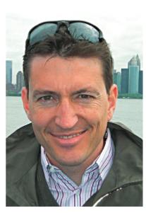 Dr. Lorenz G. Theiler z univerzitní ne- mocnice ve švýcar- ském Bernu