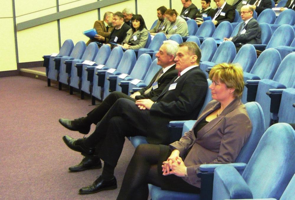 Mezi čestnými hosty volebního Sjezdu delegátů ČLS JEP byli mimo dalších i ministr zdravotnictví Leoš Heger a primátor Hlavního města Prahy Bohuslav Svoboda.