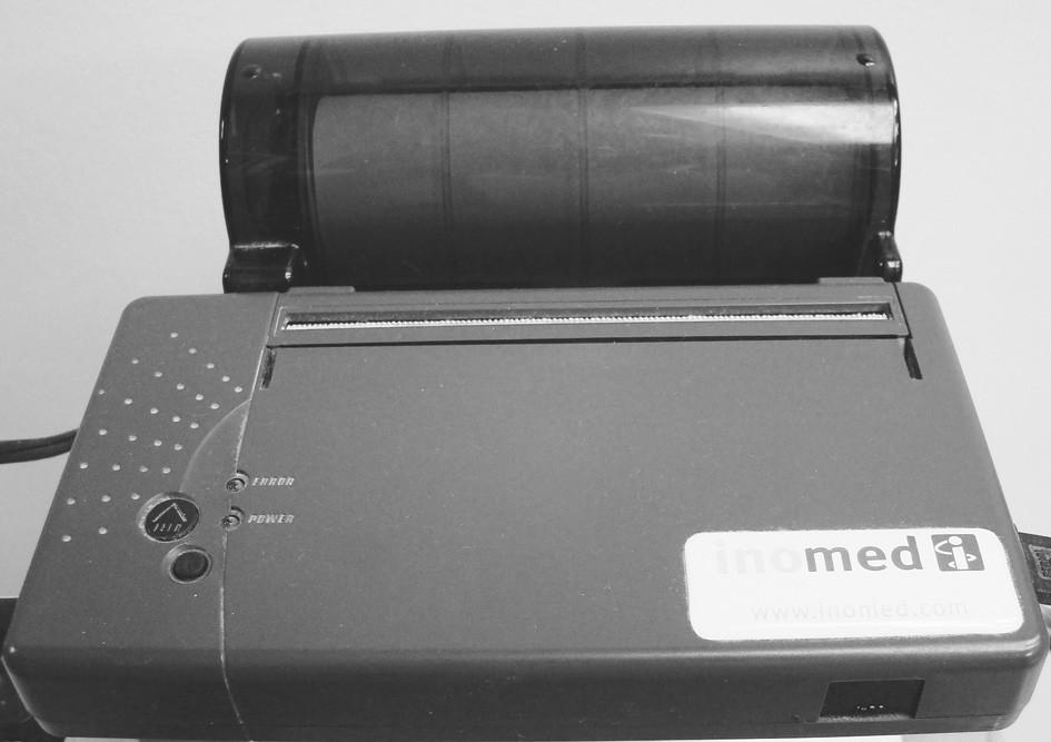 Záznamové zařízení Docubox Fig. 3. Docubox recording instrument