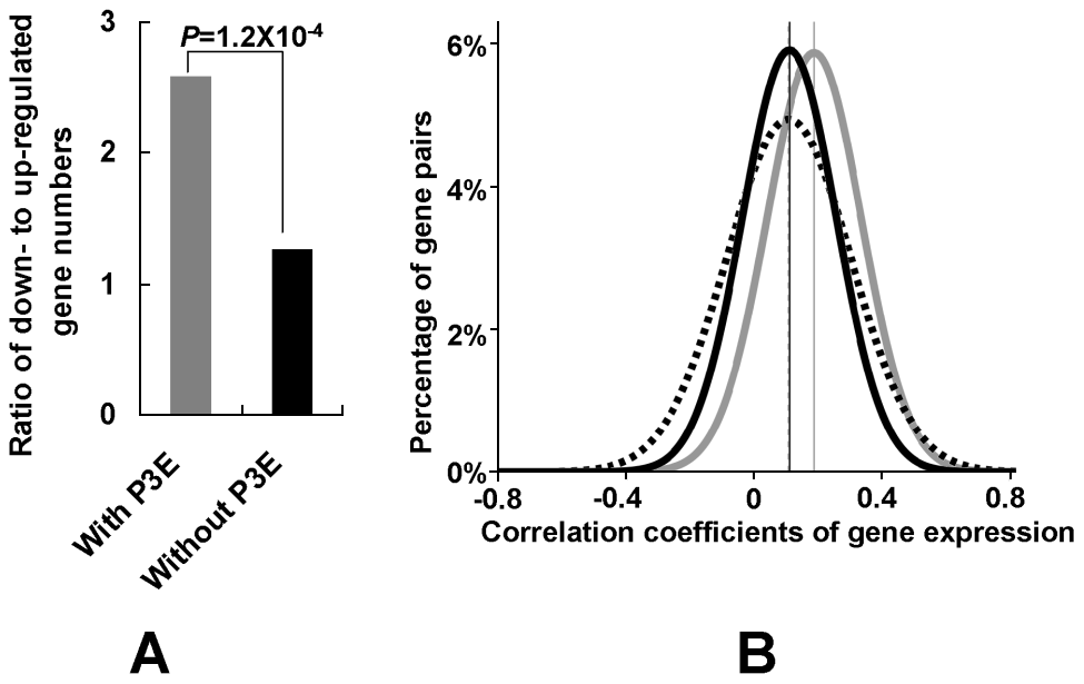 Regulation of mitochondrial genes by Puf3p regulon.