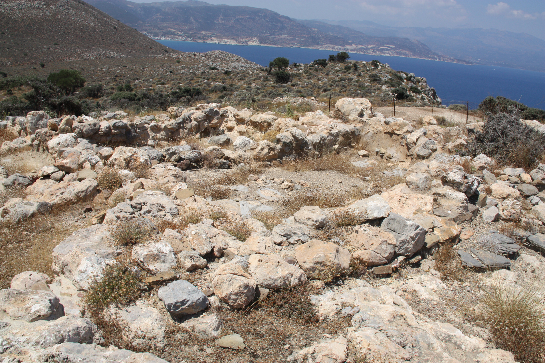 Lokalita Chrysokamino (východní Kréta).