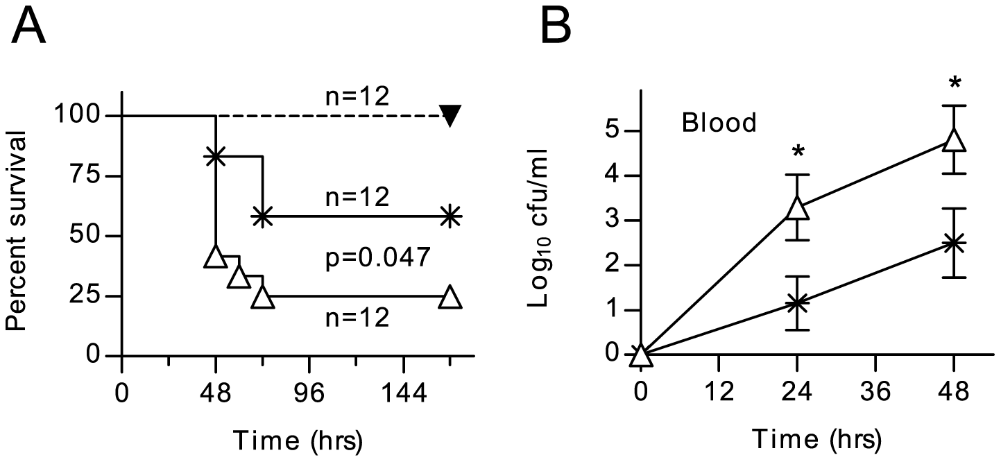 Inhibition of MASP-2 increases the severity of <i>S. pneumoniae</i> infection.